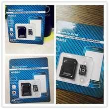 Best quality package Real capacity for memory card128mb~128GB Micro memory card TF card for cell phone computer with adapter