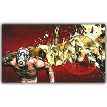Video Games Borderlands Heroes Handsome Jack 12X21 20X35 inch Art Silk Poster Wall Decor YX429