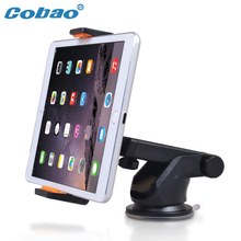 2017 Car Windshield Tablet Phone Holder & Car phone bracket & Desk mount stand For iPhone Samsung iPod GPS for Ipad mini Tablet(China)