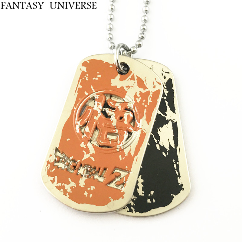 FANTASY UNIVERSE Free shipping  a Dragon Ball 20pcs charm necklace GWZSKWD03