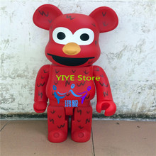 1000% Bearbrick fashion Toy For Collectors  Be@rbrick Art Work70cm AG206