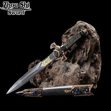 Fashion Exquisite Smallsword Gifts s Sword Sword Stainless Steel Blade European Home Decoration Collection Sword