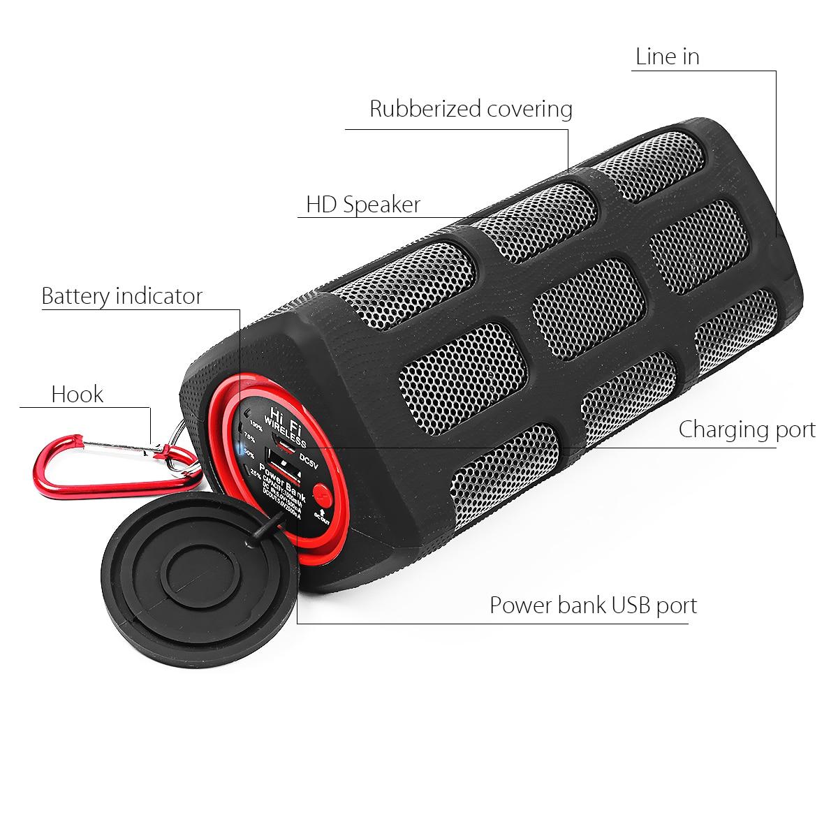 Bluetooth Speaker (Outdoor) 12
