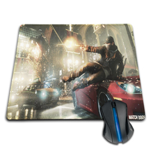 Babaite watch dogs video game Flowers Free shipping Rubber Gaming Mouse Mat 180x220x2mm 250x290x2mm Pad(China)