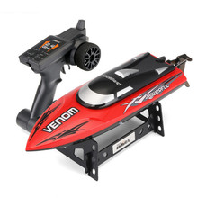 3.7V 600 mAh UDI001 High-Speed Remote Control Boats Waterproof Water-cooling System nd Auto Safe Mode Equipped RC Toys OC23A(China)