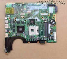 Free Shipping DA0UP6MB6F0 605698-001 For HP Pavilion DV7-3000 laptop motherboard PM55 DDR3 Suppy core i7 only GeForce GT320M(China)