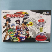 2017 HOT Sale Beyblade Gyro Toy Fight Masters Set Metal Fusion Constellation Rapidity Battle may12_28