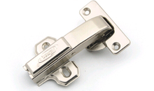 Hinged door 90 degree parallel to the plane of the hinge damping buffer corner cupboard closet shoe tube spring hinge