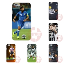 Pirlo Juventus Football For HTC Desire 530 626 628 630 816 820 830 Soft TPU Silicon Fashion Phone Case Cover