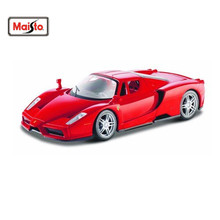 Maisto 1:24 ENZO Assembly DIY Diecast Model Car Toy New In Box Free Shipping
