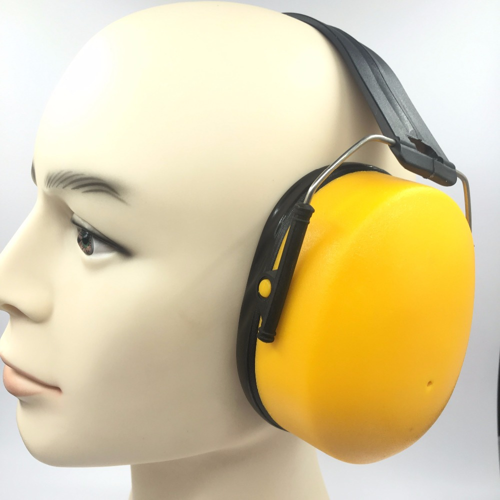 Professional Soundproof Earmuff Protective Ear Plugs Anti-Noise Tactical Outdoor Hunting Shooting Hearing Protection