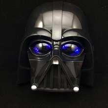 Star Wars Light Stormtrooper Helmet Darth vader Mask Cosplay Halloween Party Masks Men Game Masquerade Masks GG-016