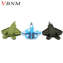 VBNM creative mini cartoon Aircraft model pendrive 4GB 8GB 16GB  32GB airplane USB flash drive Fashion memory stick gift