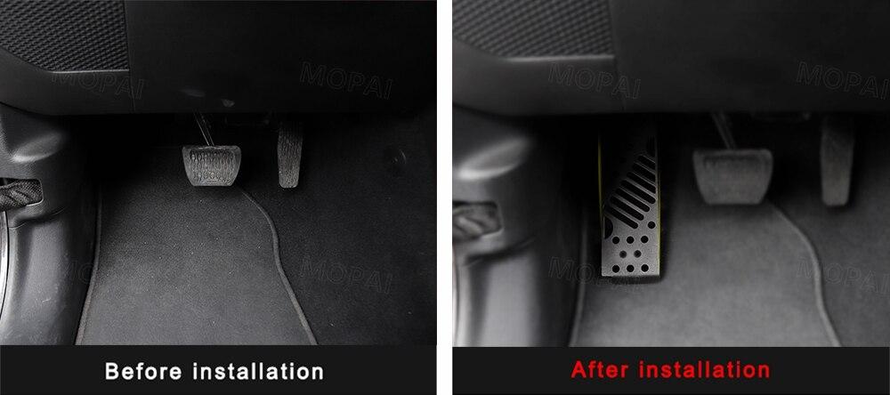 Car Pedals Foot Rest