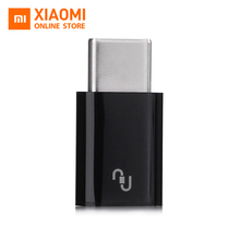 Original Xiaomi USB Type-C Micro USB Adapter Type-C USB Power Adapter OTG Cables Mobile For Xiaomi Mi6 Mi5 Redmi 4X Notebook A