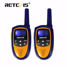 2pcs Mini Children Walkie Talkie Kids Radio Retevis RT31 0.5W 8/22CH PMR446 Portable Ham Radio Comunicador 2 Way Toy Radio Gift