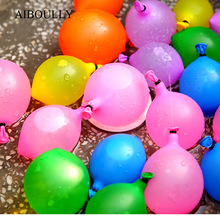 Supply 500pcs water polo summer classic toys water ball balloon party holiday inflatable balloon 5 inch latex balloon wholesale