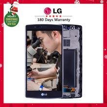 "Dual 4G Version ORIGINAL 5.5"" IPS Display For LG G4 Dual LCD H818P H818 Touch Screen Digitizer with Frame Replacement"