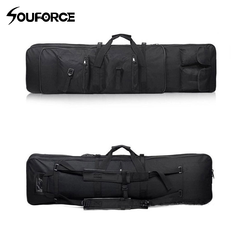 Military Bag 120cm Rifle Tactical Gun Bag Shotgun Handbag With Shoulder Handbag for Remington and other Shot Gun or Rifles<br>