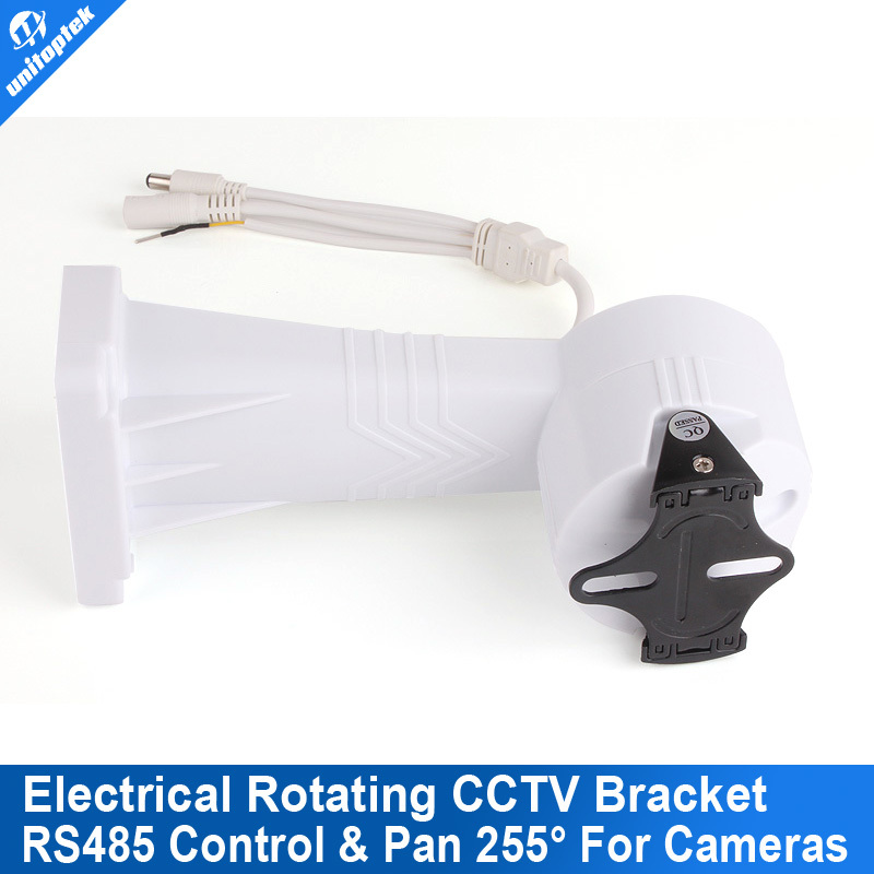 RS485 PTZ Electrical Rotating Bracket rotate 255degree &amp;Vertical rotate 60 degree installation/ stand/ holder cctv accessories<br><br>Aliexpress