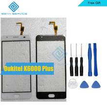 "Original Oukitel K6000 Plus Touch Panel Perfect Repair Parts +Tools Touch Screen 5.5"" for Oukitel K6000 Plus phone TP no lcd(China)"