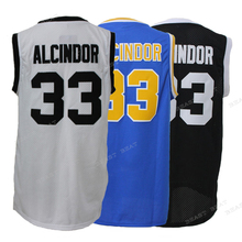 Classical #33 UCLA Alcindor University Basketball Jerseys  Commemorative Edition 3 Colors Kareem Abdul-Jabbar Summer  jerseys
