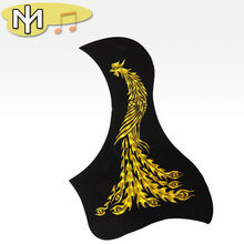 iMiracle Pickguard for Acoustic Guitar with Adhesive Backing(China)