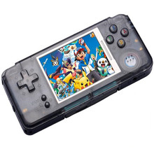 Hot sale RETRO Handheld Game Console Portable Mini Video Gaming Players MP4 MP5 Playback Built-in 1151 Childhood Games Gifts(China)