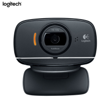 100% Original Logitech C525 8MP USB HD Video Mini Webcam USB With Micphone HD web cam For PC notebook LCD Or CRT Monitor(China)