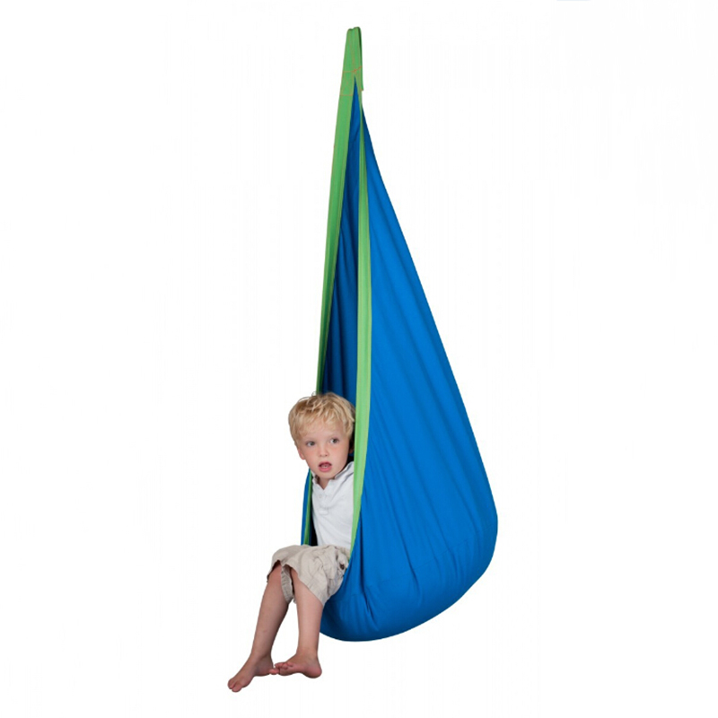 YONTREE 1 Pc Baby Inflatable Hammock Kids Hanging Chair Indoor/Outdoor Child Swing Chair with Inflatable Cushion H1339(China)