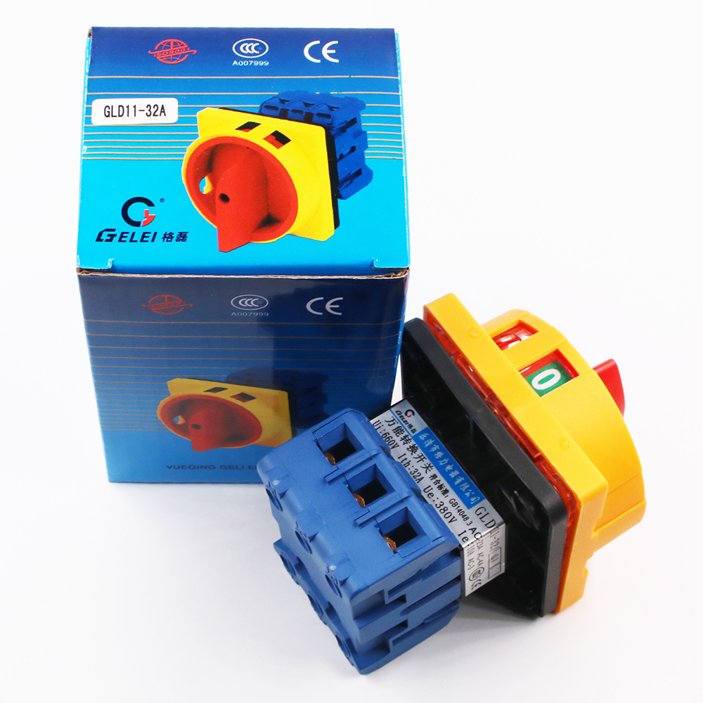 GLD11-32A Switch 3