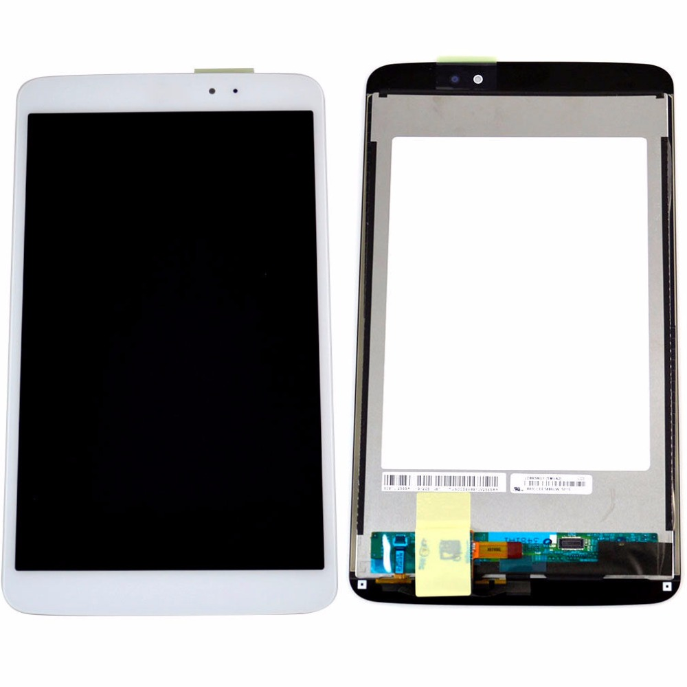 New For LG G Pad 8.3 V500 LCD Display+Touch Digitizer Screen Assembly Parts Wifi Version +Tools<br><br>Aliexpress