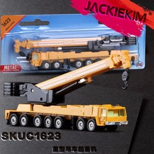 High simulation SIKU 1:87 alloy construction vehicles engineering tanker truck model educational toys free shipping