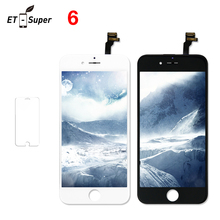 Alibaba China a3 Display For iPhone 6 LCD highscreen boost 3 Touch Screen Digitizer Assembly  NO Dead Pixel Free Shipping