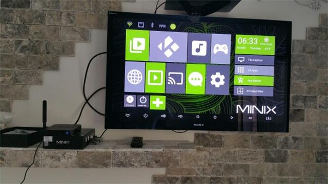MINIX NEO U9-H TV BOX