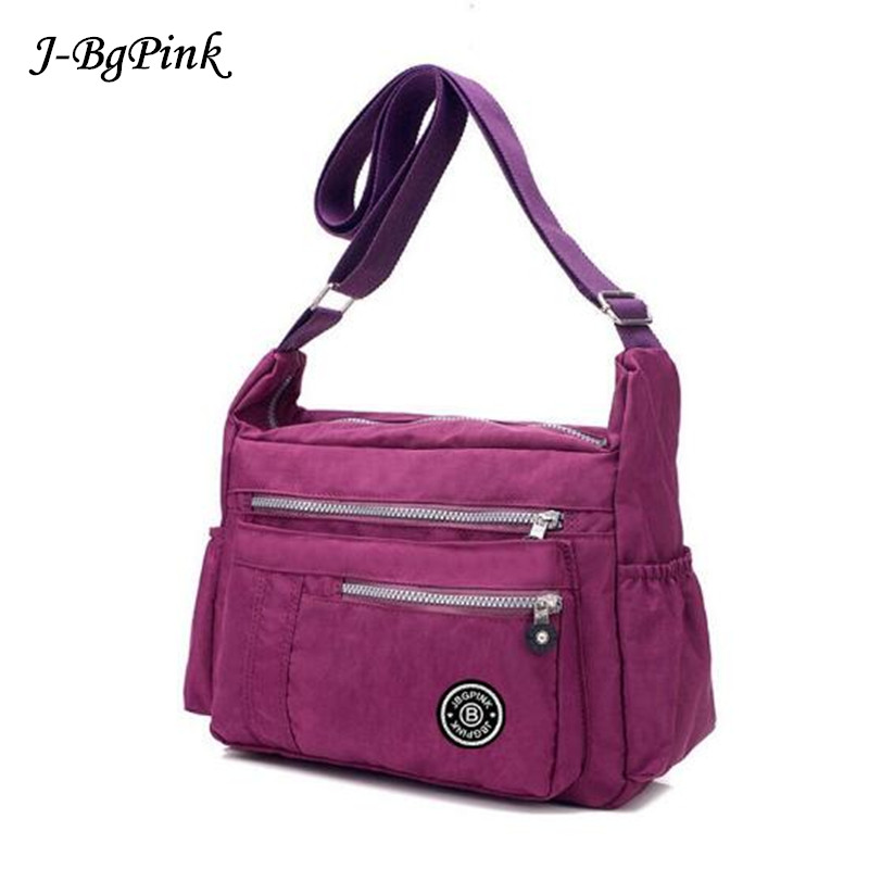 Tote Bag Nylon Beach Bag Splash Water Proof Shoulder Large Capacity Women...