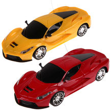1/24 Drift Speed Radio Remote Control Car Toy RC RTR Truck Racing Car Toy Xmas Gift Random Color