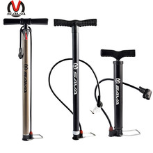 Buy SAVA Bicycle Air Pressure Pump Mountain Bike Tire Inflator Cycling Accessory French American Gas Bike Cycling Pump for $11.12 in AliExpress store