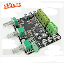 GHXAMP 2.1 CH 15*2+30W Subwoofer amplifier board TPA3110D2 Audio Stereo 60W NE5532 OP AMP For High-end Computer Speaker 12V 24V(China)