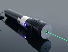 JSHFEI Green Laser 500mW High Powered Focus Burning Matches Lazer Pointer 304 Pen New Arrival wholesale LAZER(China)