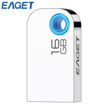 Best Price!!! Original EAGET U9L Mini USB2.0 Fashion Design High-speed Flash Drive Memory Stick 32GB 16GB 8GB U Disk PenDrive