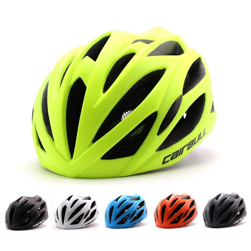 Integral molding bike riding helmet men and women cycling mountain bike equipment road car safety hat<br>