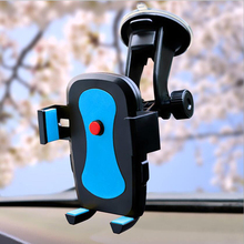 Automatic Universal Mobile Phone Car Holder Gps car Glass Windshield Mount Stand Suction Car Cell Phone Support holder