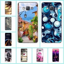 TPU Soft Case For Samsung Galaxy A5 2015 A500 Phone Case Silicone TPU Back Cover Cover For Samsung Galaxy A5(2015) Phone Bags