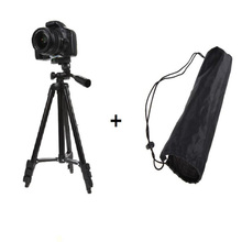 Professional Aluminum 360 Flexible DSLR Camera Camcorder Tripod Stand For Canon/Nikon/Sony Camera Stabilizer Tripod Accessories