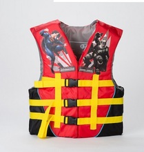 Kids Life Jacket Jackets Swimwear Polyester Life VestWater Sports Swimming Drifting Surfing Swim Sailing Life Safety DivingVests