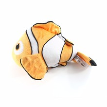 10pcs/lot Free Shipping  Cartoon Finding Nemo plush doll Dory fish Stuffed Animal Soft Plush Toy Plush Doll for baby gift