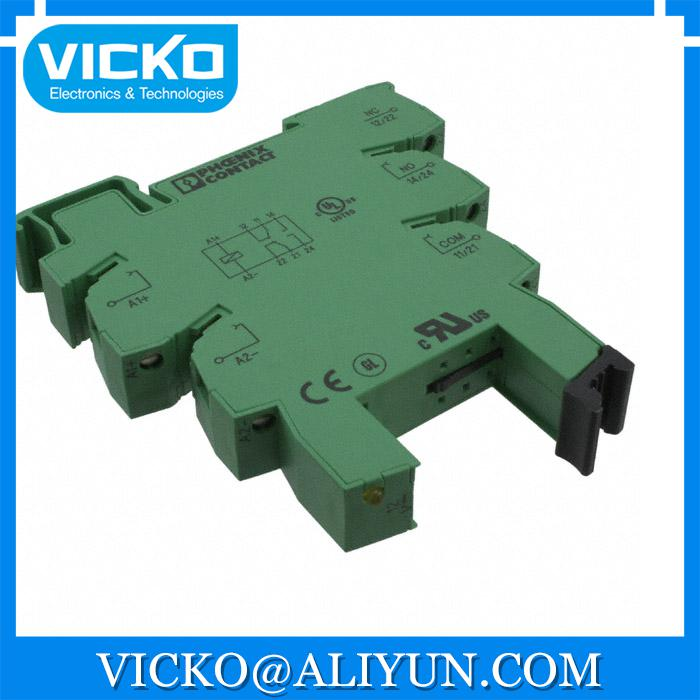 [VK] 2967251 14MM PLC BASIC TERM BLOCK 12V Relays<br><br>Aliexpress