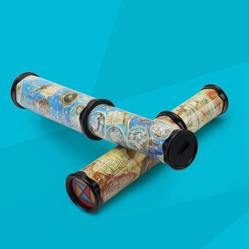 30cm Children Kaleidoscope Kids Toddler Educational Science Developmental Toy Gift