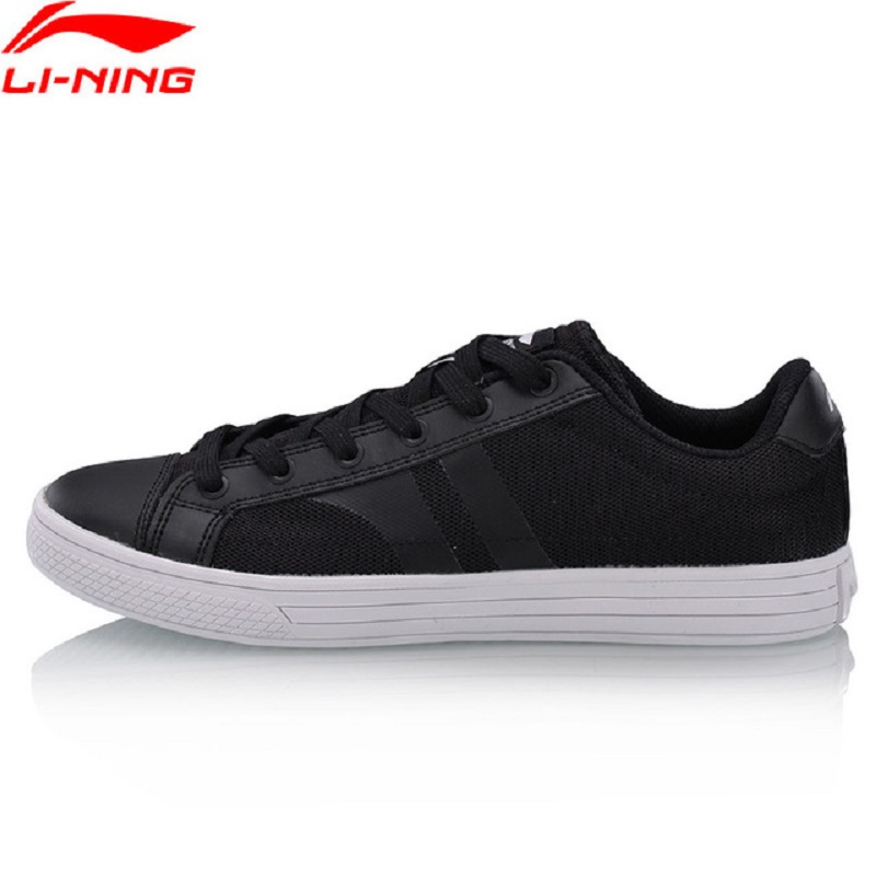 Li-Ning 2018 Women LN SET POINT Leisure Walking Shoes Mesh Breathable Cushion Li Ning Comfortable Sports Shoes Sneakers AGCN148
